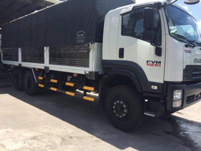 ISUZU FVM1500 15T5 THÙNG 7M7